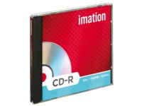 CD-R Imation 700MB 80min 52X jewelcase