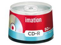 CD-R Imation 700MB 80Min 52X spindel 50stuks