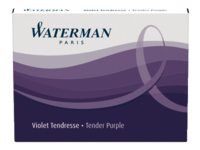 Inktpatroon Waterman internationaal paars