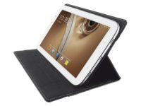 Tablethoes stand stick and go 7-8inch tablet zwart