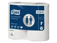 Toiletpapier Tork T4 120261 2laags Advanced XL 4rollen