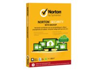 Software Norton security back-up 2.0 25Gb 10 users NL