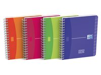 Adresboek Oxford MyColours A6 50vel gelinieerd assorti