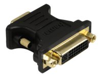 Adapter Hama VGA plug DVI socket