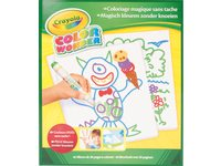 Tekenboek Crayola Color Wonder neutraal