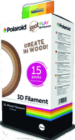 3D Filament Polaroid Play Root Hout assorti