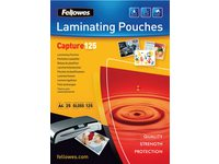 Lamineerhoes Fellowes A4 2x125micron 25stuks