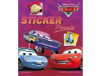 stickerboek Deltas stickerparade Cars